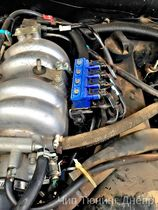 Chip Tuning engine gbo Chevrolet Niva